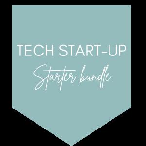 Tech Startup Starter Bundle