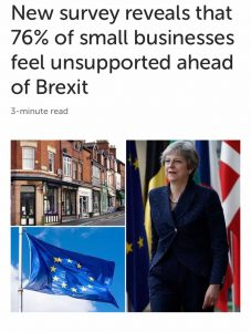 Brexit Survey Results