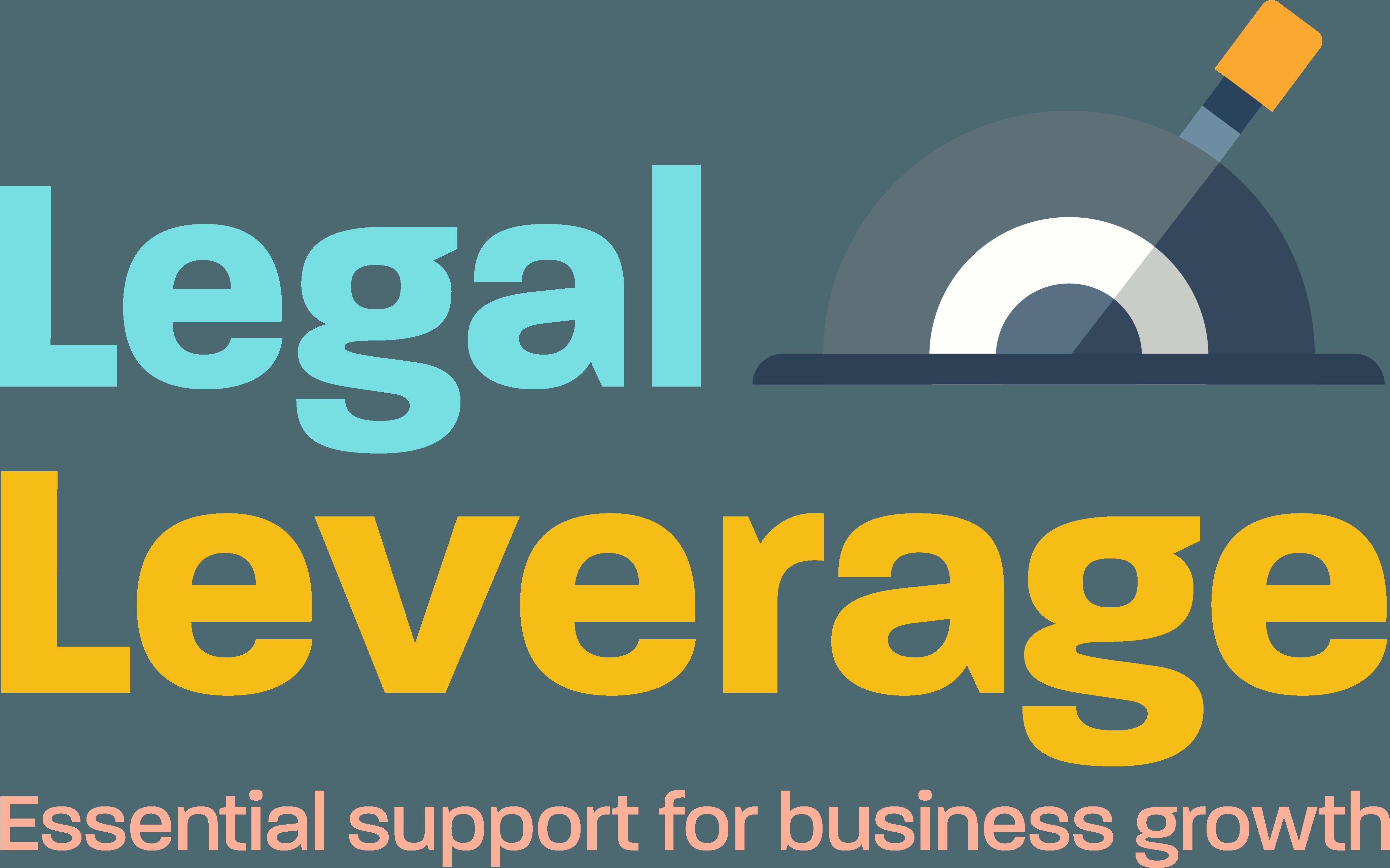 Legal Leverage full logo